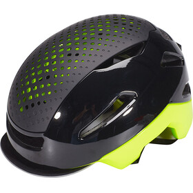 Bell Hub Bike Helmet yellow/black